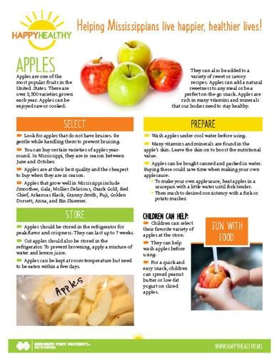 Download HappyHealthy Blueberries Newsletter (P3622)